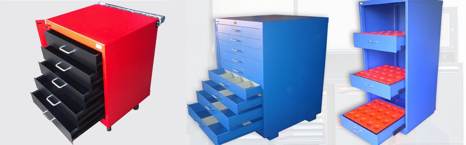 Industrial Tool Cabinet Manufacturer in Ahmedabad, India