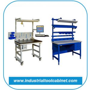 Industrial Workbenches Manufacturer in Ahmedabad, Industrial Workbenches with Drawers