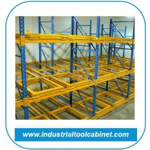 LIFO Storage Racks Manufacturer in Ahmedabad, India