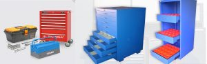 Industrial Tool Cabinet, Metal Tool Cabinets Manufacturer, Supplier, exporter in India