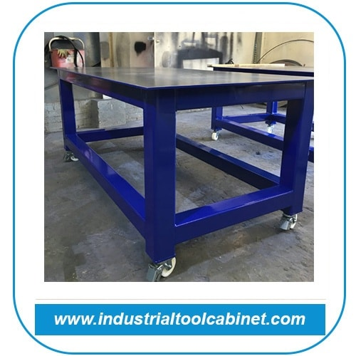 Heavy Duty Industrial Workbench Manufacturer in Ahmedabad