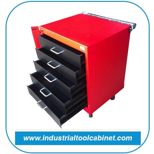 Industrial Tool Trolley Manufacturer in Ahmedabad, India